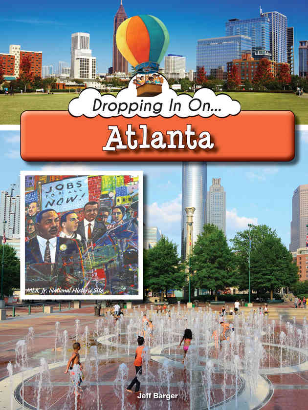 Dropping In On Atlanta