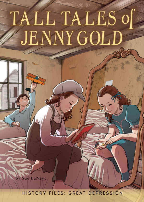 Tall Tales of Jenny Gold