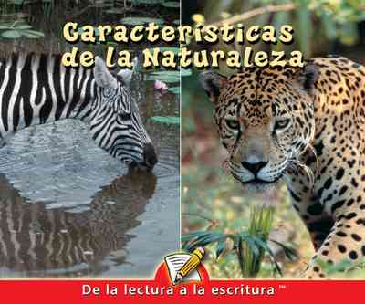 Caracteristicas De La Naturaleza (Our Attribute Walk)