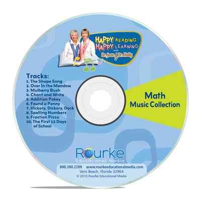 Happy Reading, Happy Learning Math Audio Collection