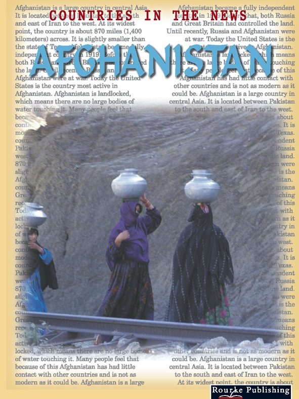 Countries In The News: Afghanistan