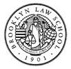 Brooklyn law school seal