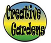 Website for Creative Gardens, Inc.