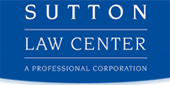 Website for Sutton Law Center, A Professional Corporation