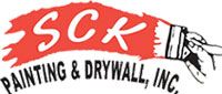 Website for SCK Painting & Drywall, Inc.