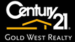Website for Century 21 Gold West Realty