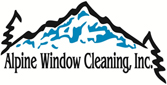 Website for Alpine Window Cleaning, Inc.