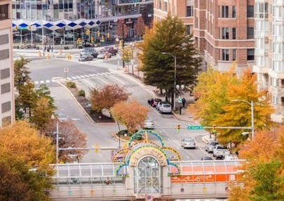 View at Liberty Center, Arlington. Apartment details ...