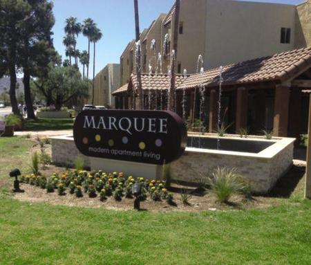 Marquee Apartments Palm Springs
