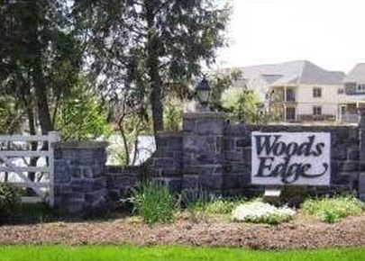 Woods edge townhomes