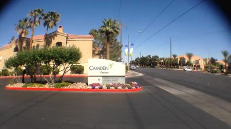 Camden Canyon Las Vegas Apartment With Reviews Ratings