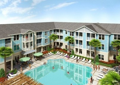 Bluwater Apartments Jacksonville Beach Fl