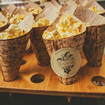 raddish popcorn