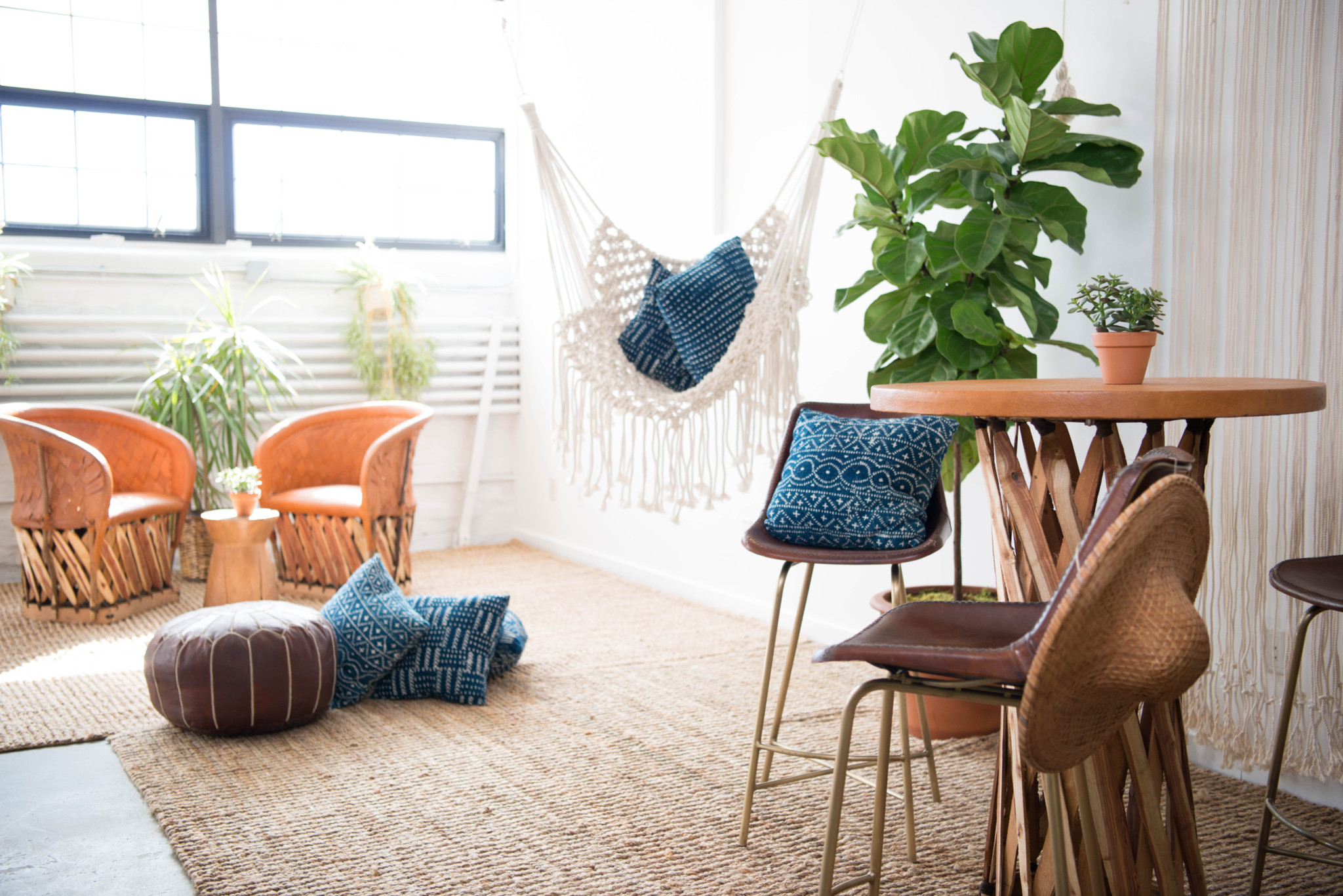 home unique ideas improvement awesome decor stunning room images idea hammock living with design view