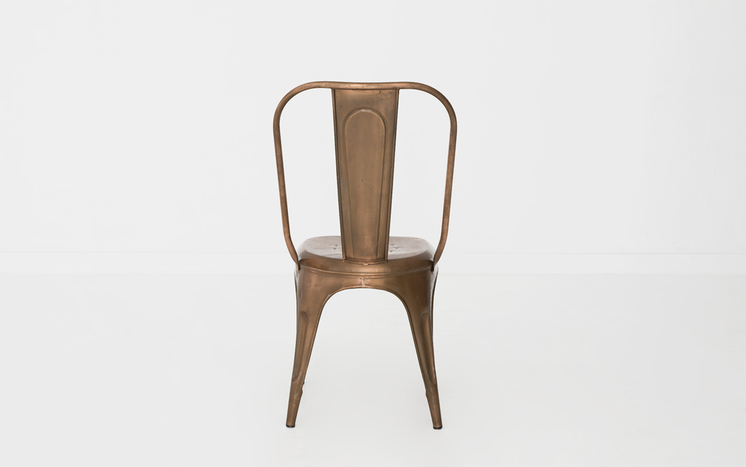 Copper Marais Chair