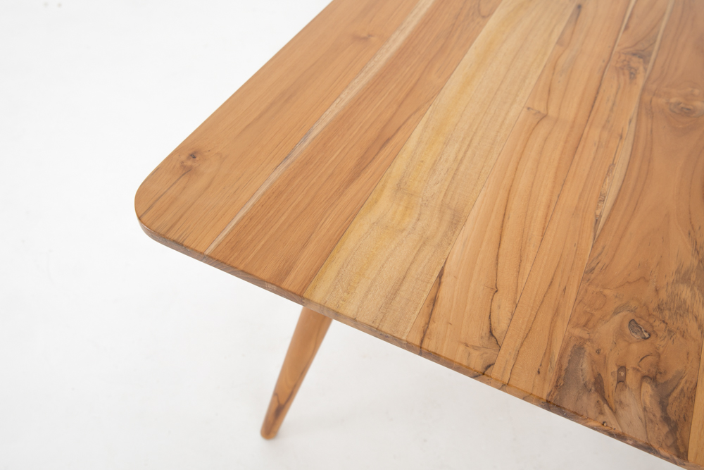 Icon Dining Table 60 Inch Patina