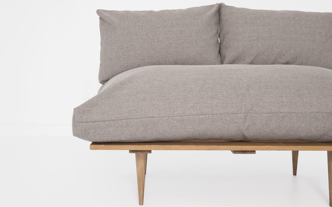vita sofa feather grey patina. Black Bedroom Furniture Sets. Home Design Ideas