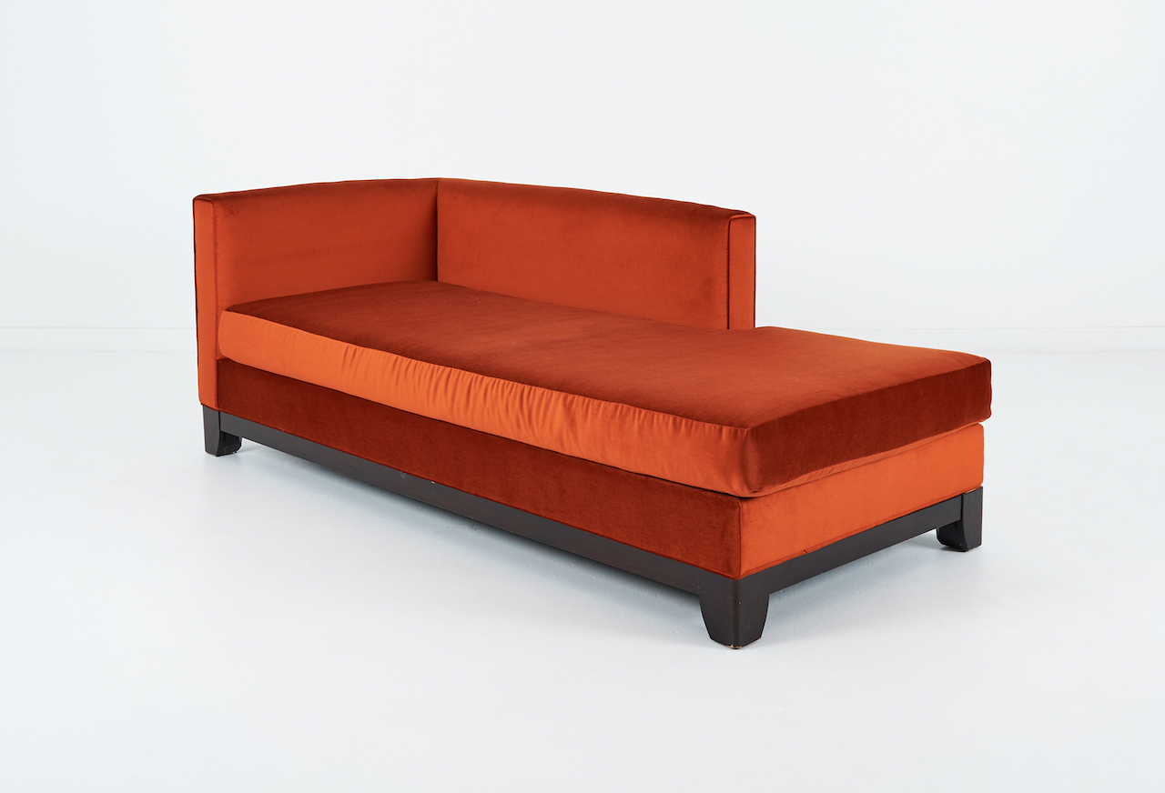 lucy chaise - Chaise Orange