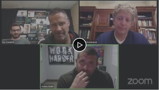 Podcast with Jay Campbell and Dr. Rob