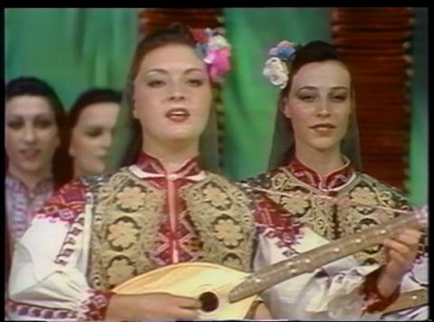 Bulgarian Folksong and Dance Company: Pirin