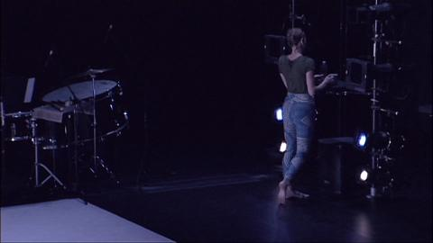 Dance by Neil Greenberg: (like a vase)