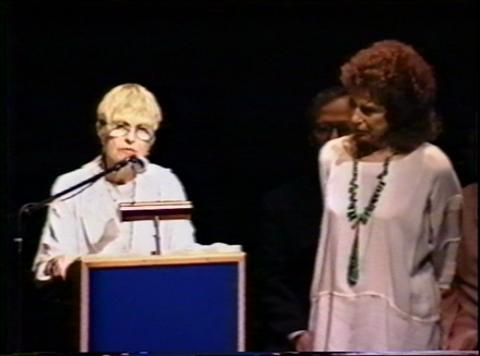 Anna Halprin at ADF: 1996