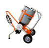 M-61-M10   -   Mobile Mixer, 10 Gallon with 1 HP Motor