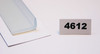 "4612   -   Plastic termination strips, 1/4"" x 1/2"" x 5', double sided tape"