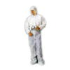 DTK 1428   -   hooded coverall, 25/case