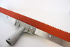 "SD30SE   -   30"" serrated squeegee, red or gray"