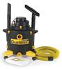 D1603   -   Dustless Wet/Dry Vacuum, 16 gallon capacity