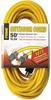 EC511830   -   12/3,50 lf, yellow, extension cord, w/Primelight, SJTW