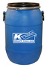 GG601   -   Mixing barrel, 15 gallon, with lid