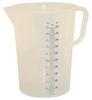 GG602  -   5 Quart measuring pitcher, plastic