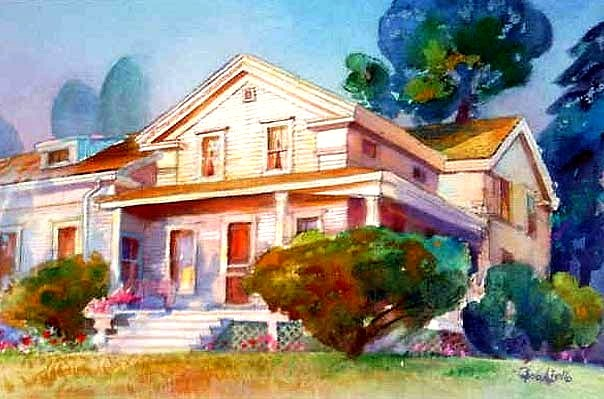Housewatercolor