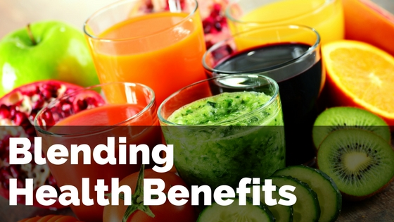 Blending Benefits