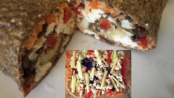 Sandwich & Breakfast Burrito
