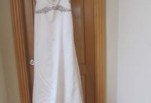 Designer's Original Reem Acra New York Beautiful Wedding Gown