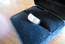Authentic Bulgari Bvlgari Save The Children Ring