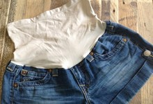 True Religion Maternity Shorts