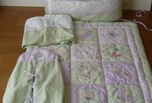 7 Piece Lambs Ivy Baby Crib Bedding