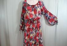 Allen B Schwartz Babydoll Dress