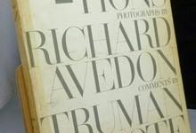 Observations Richard Avedon Truman Capote Art Photography Celebrities 1st 1959