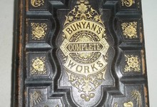 Complete Works Of John Bunyan Pilgrims Progress Sighs From Hell Jerusalem 1874