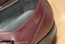 Hugo Boss Metanno Monkstrap Shoes