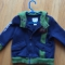 Diesel Infant's  Hoodie - Blue/Green - Size 12 Months