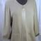 St John Collection Beige Santana Knit Tunic Jacket
