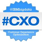 #cxo - Customer eXperience Optimization