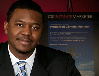 Jermaine Griggs - 2001 Infusionsoft Ultimate Marketer