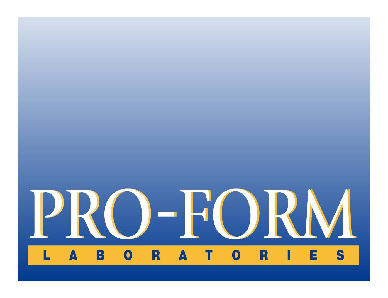 pro form laboratories job board